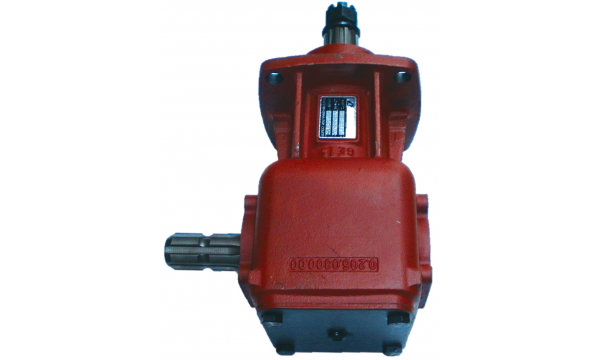TOPPER GEARBOXES - COMER