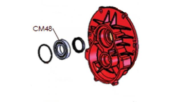 BATTIONI VACUUM PUMPS - MEC 9000/11000/13500
