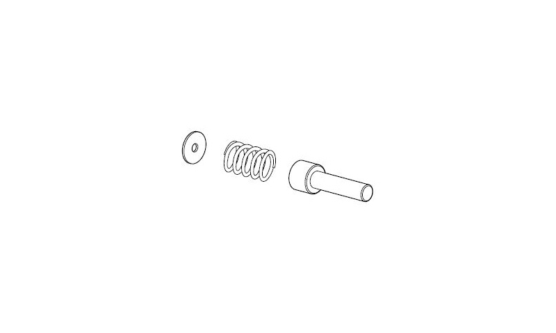 "1 3/8"" Push Pin Set for Yoke"