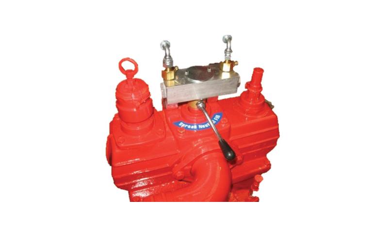 Hydraulic Changeover