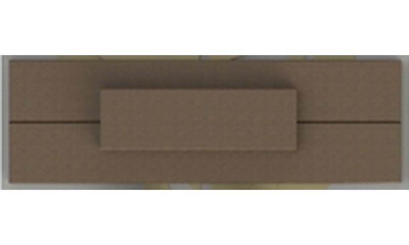 Hertell LK + KD (10,000) Vane 360mm x 64mm x 7.5mm