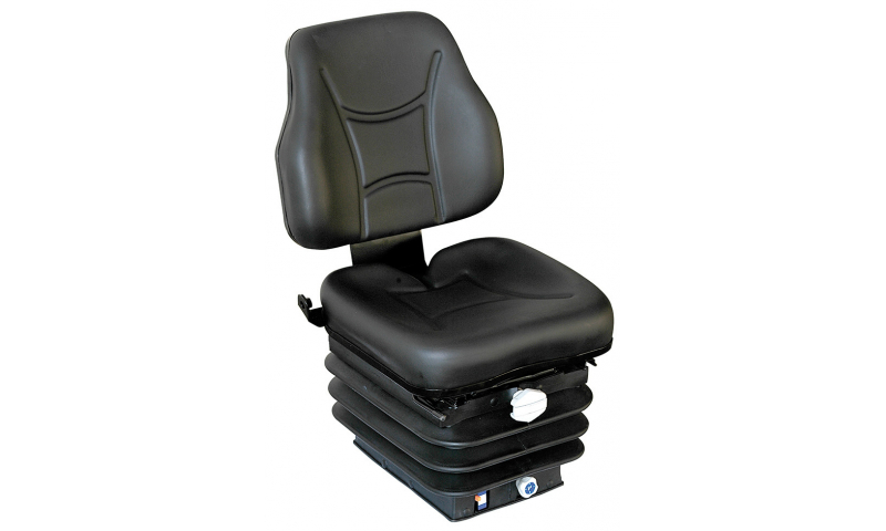 Tractor Seat Multi Angle Suspension c/w Armrest