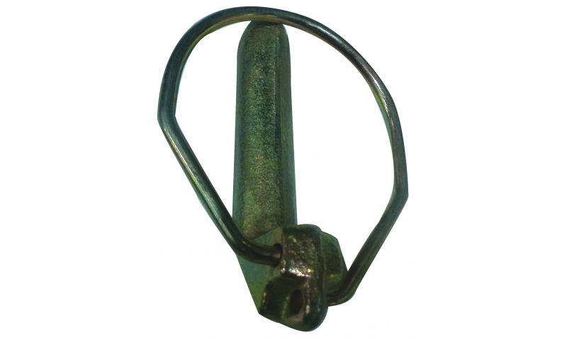 Linch Pin with Heavy Duty Ring 7/16""