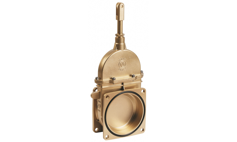 "6"" H/D Double Flange Valve Complete with Ram & Spring"