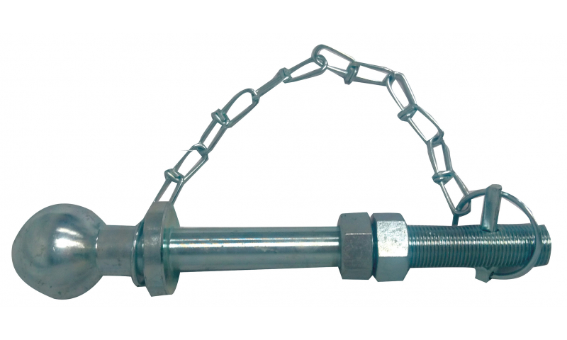 Tow Ball Complete with Chain 22mm