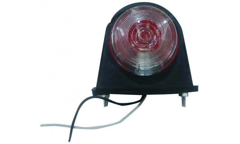 LED Red & White Marker Lamp