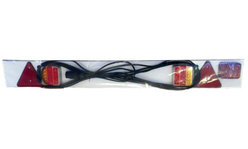 Non-LED Trailer Lighting Board 9m Calbe