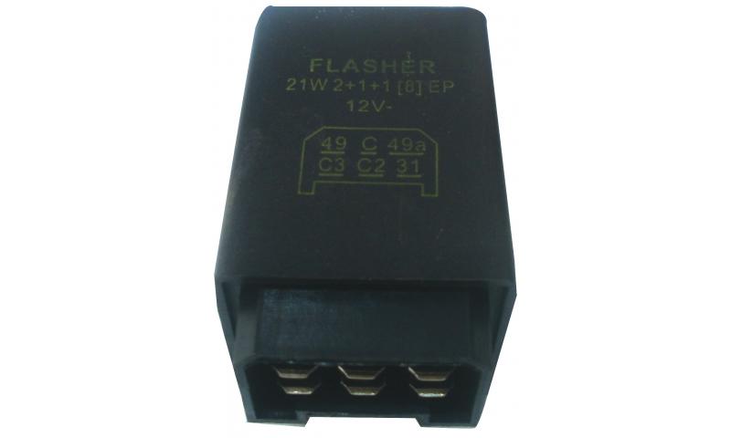 Flasher Unit 21W 12v