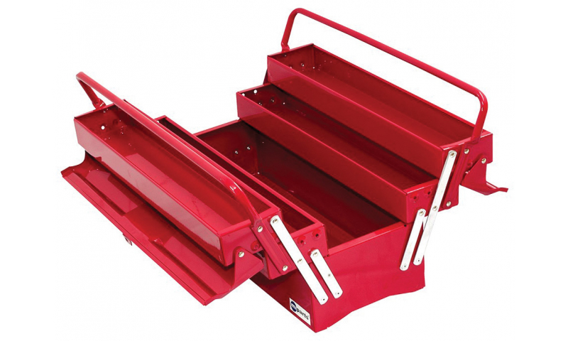 Steel Cantilever Tool Box