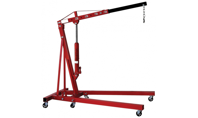 1 Tonne Foldable Engine Crane