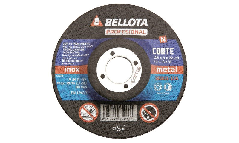 "Professional Cutting Disc 230mm (9"") 3mm"
