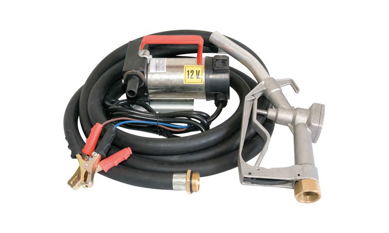 Battery Operated Fuel Transfer Pump 12v 40L/min