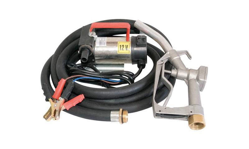 Battery Operated Fuel Transfer Pump 24v 40L/min