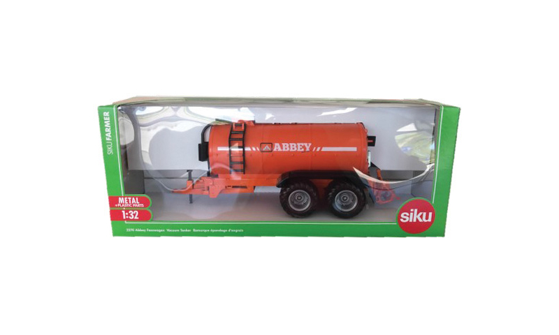 Siku Toy Abbey Tanker 1:32