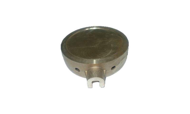 """Shutter for RIV 6"""" H/D gate valve"""