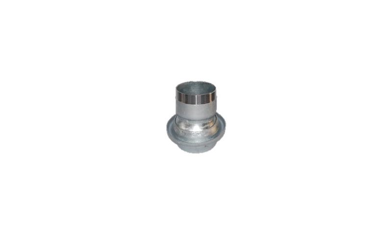 100mm Threaded Male Fitting