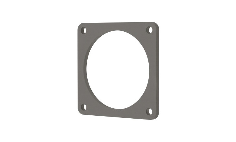 """Rubber Gasket 4-Hole to suit 8"""" Valve"""