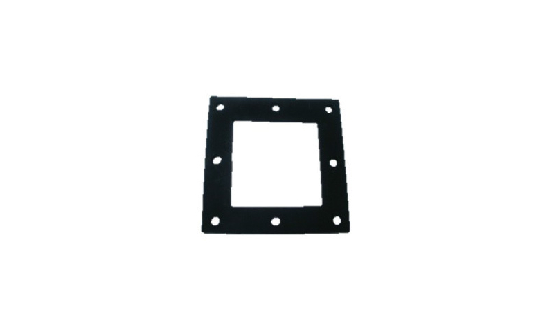 Rubber Gasket 8-Hole Square