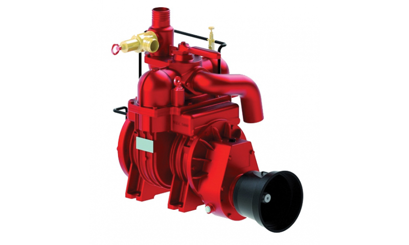 Battioni MEC 8000 Pump Unit Complete