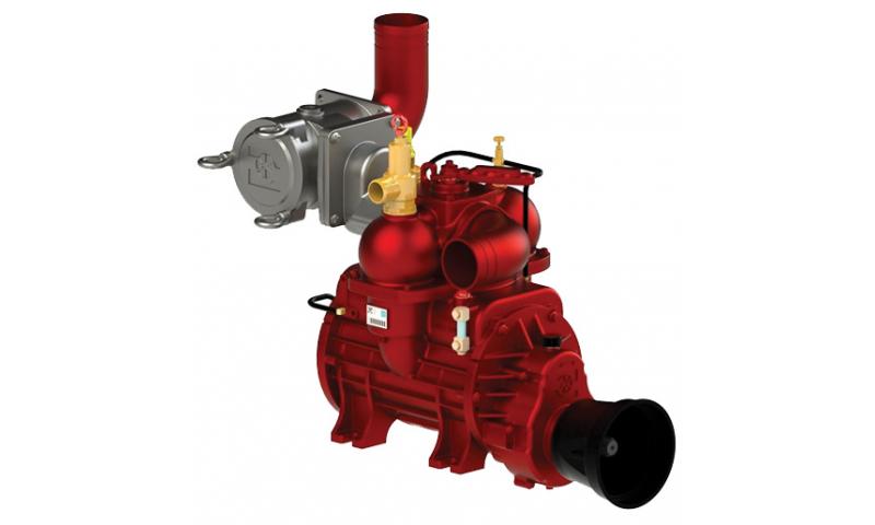 MEC 9000 Hydraulic Drive Pump Complete with Hydraulic Motor