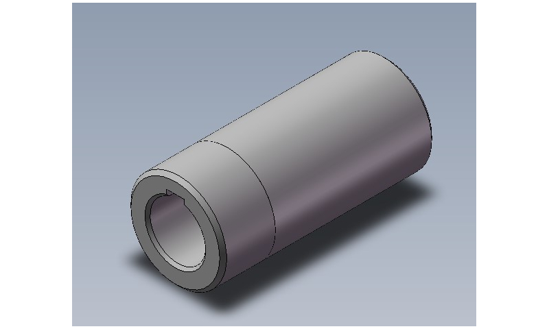HYDRAULIC MOTOR COUPLING FOR 8000-9000 PUMP