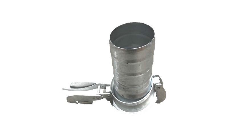 125mm Male Coupling