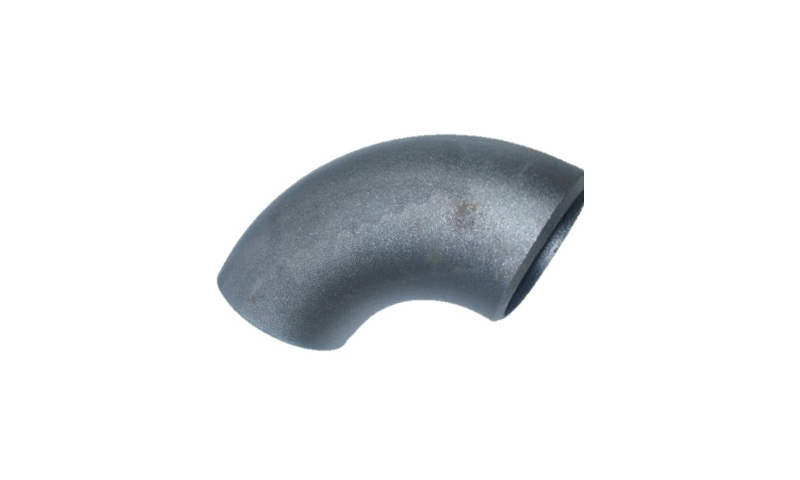 """8"""" Weldable Bend (Long Type)"""