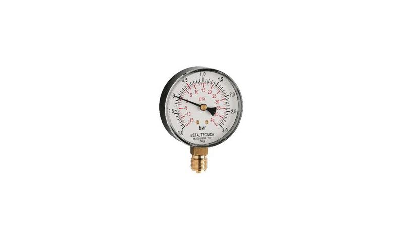 60mm Manometer Gauge