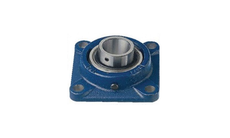 70mm Heavy Duty 4-Hole Flange Bearing