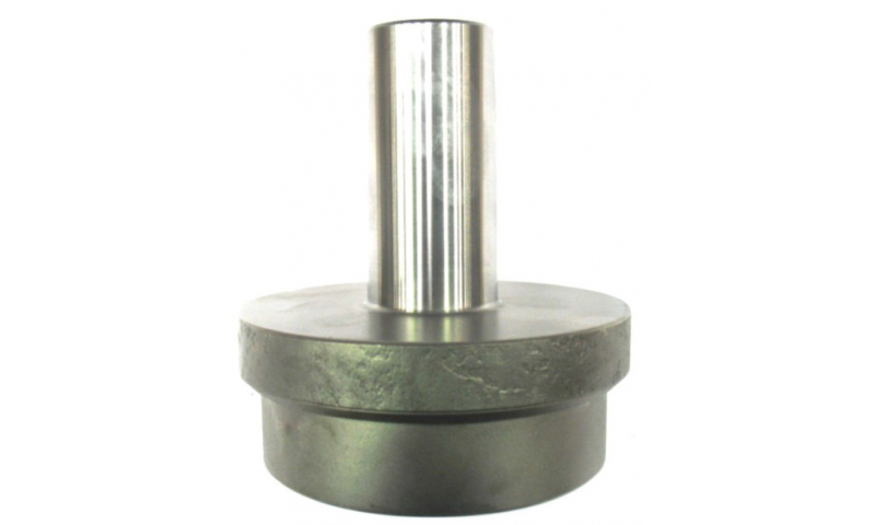 "1 1⁄2"" Splined Stub Shaft"