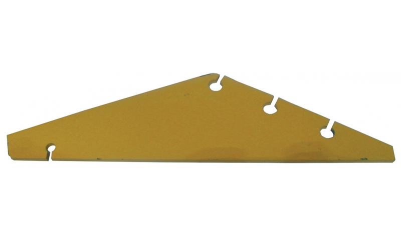 Kit of eight ABY9827 Backing Plates