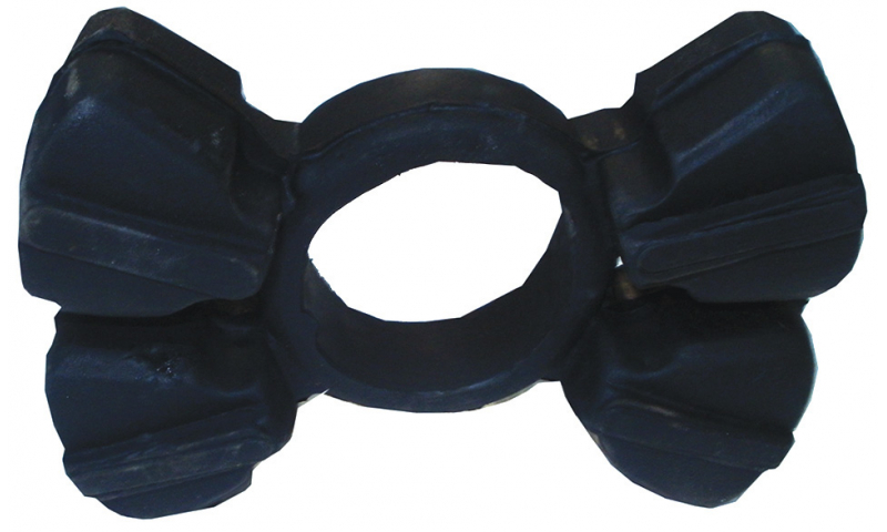 Abbey Fertiliser Shaker Rubber Coupling