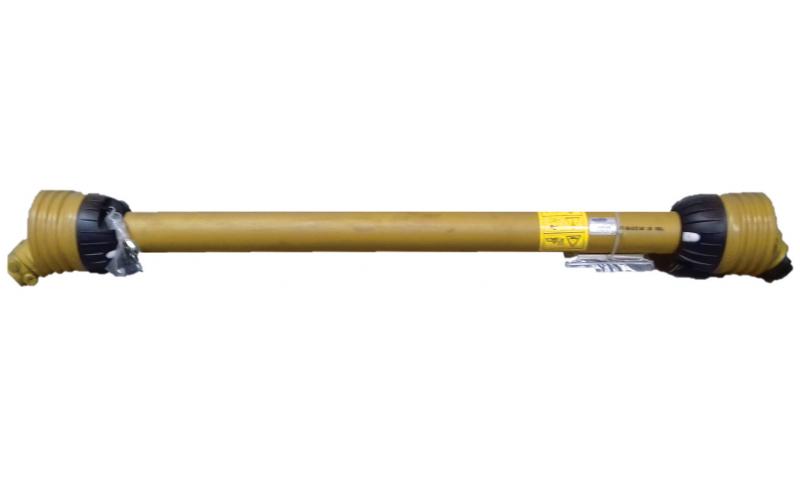 """T60 Standard Shaft QR/QR 6 spline 1 3/8"""" 1160mm"""