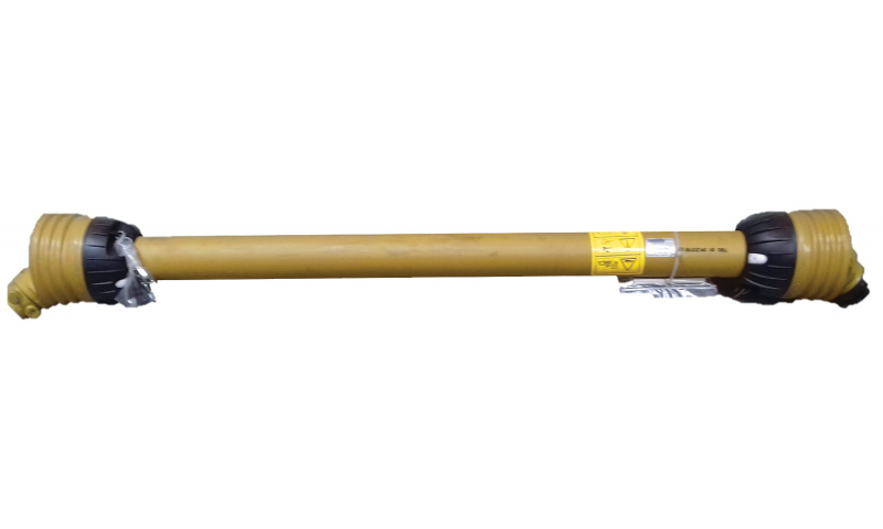 "T40 Shaft  with Shear Bolt QR/SB 6 spline 1 3/8"" 660mm"