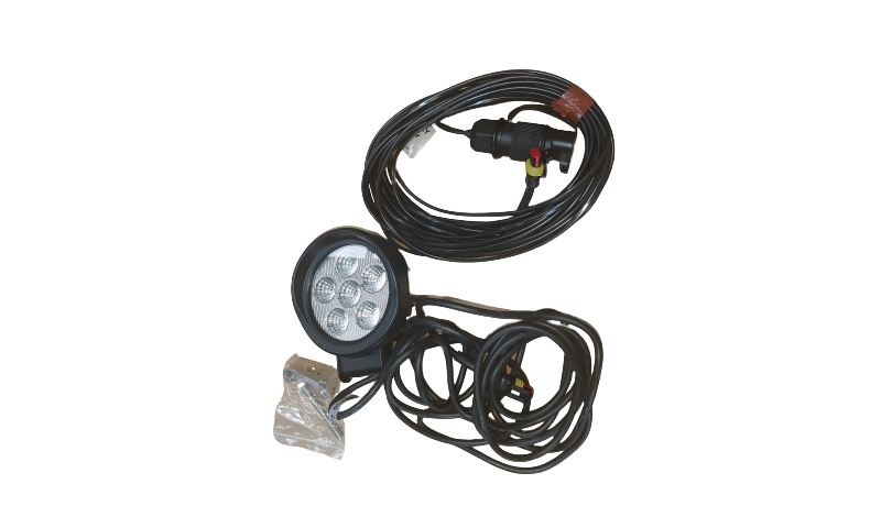 LED Work Lamp and Loom