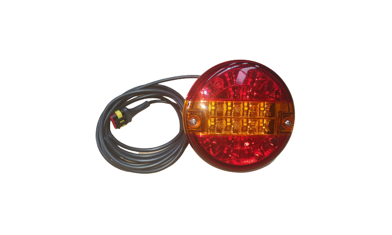 Hamburger Rear Lamp,Cable & Plug only