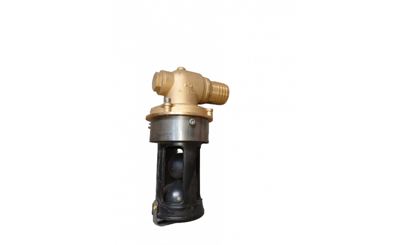 RIV412 60mm Primary Shut Off Valve With Double Ball