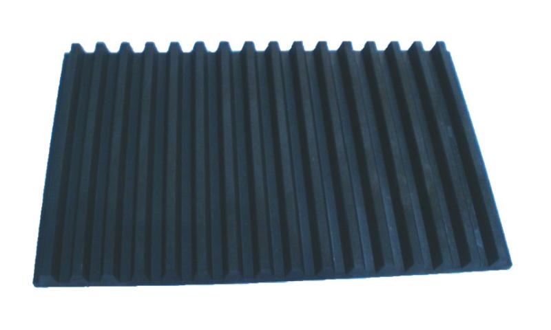 Cutter Pump Rubber Bearing