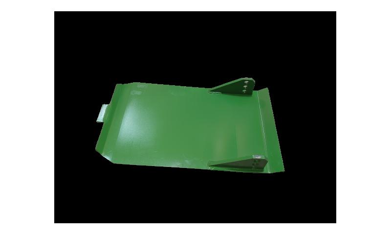 John Deere Mower Skid Plate