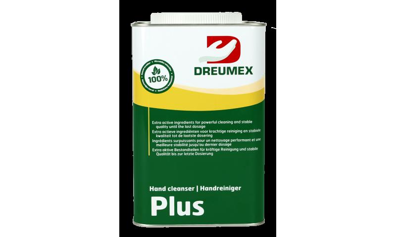 DREUMEX PLUS HAND CLEANER 4 X 4.5 LTR CARTON