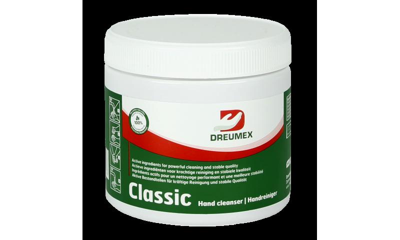 DREUMEX CLASSIC HAND CLEANER 12 X 600ML CARTON