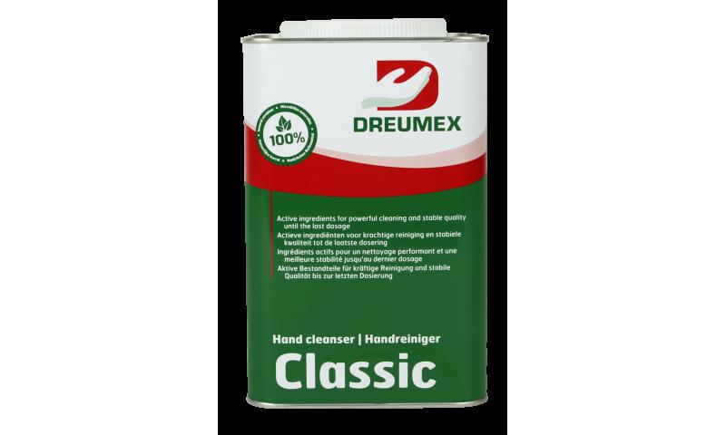 DREUMEX CLASSIC HAND CLEANER 4 X 4.5LITRE CARTON