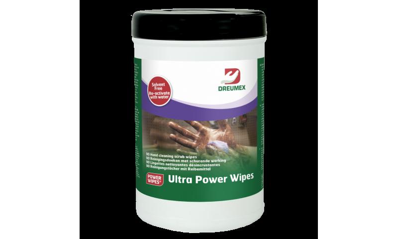 DREUMEX POWER WIPES ULTRA 6 X 90 PER CARTON