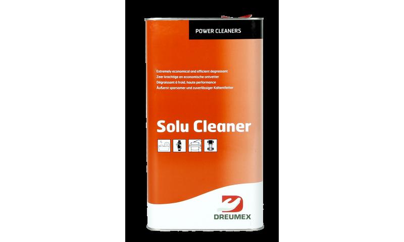 DREUMEX SOLU CLEANER(DEGREASER) 4 X 5LTR CARTON