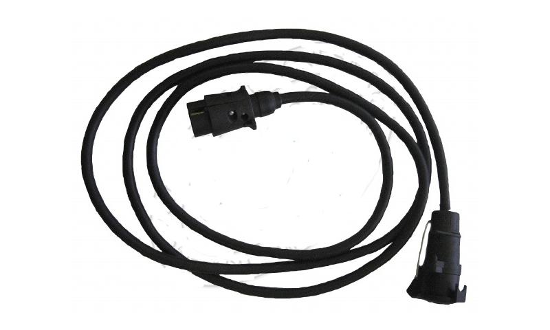3m Extension Lead 7pin Plug To 7pin Socket
