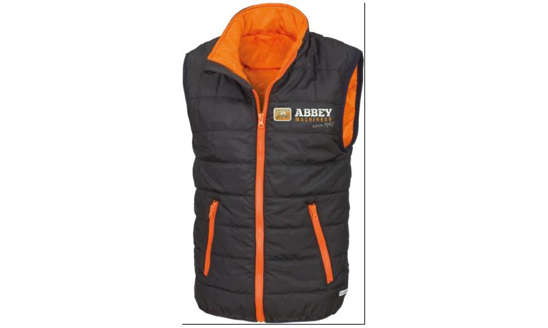 Abbey Kids body warmer size 5/6