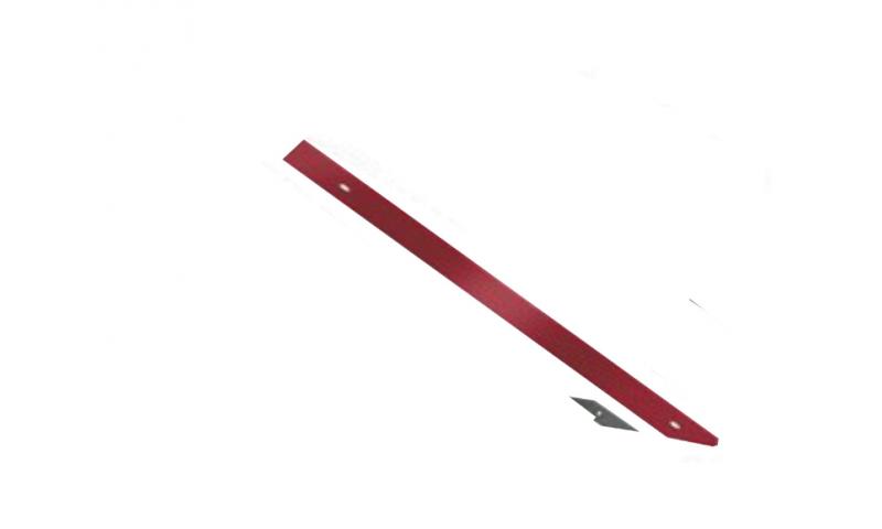 L/H Mouldboard Slate No.2 to suit Kverneland