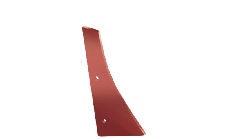 L/H Slatted Mouldboard Shin to suit Kverneland
