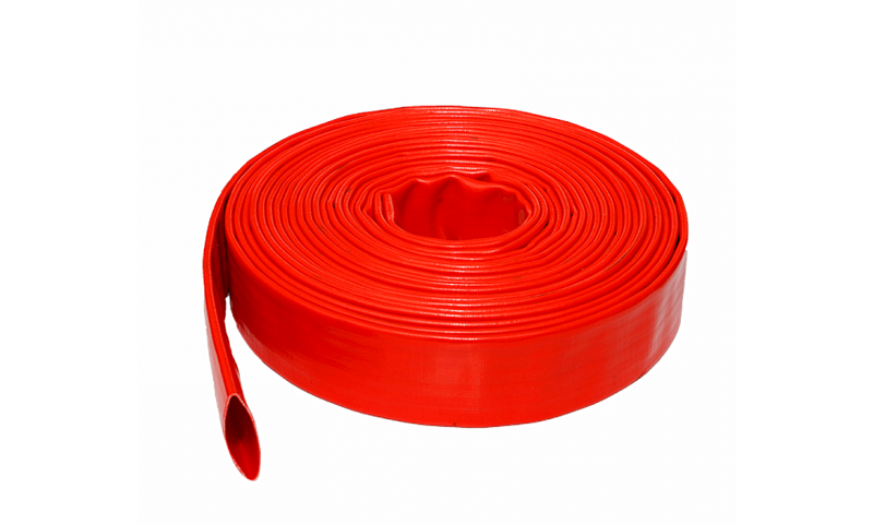 125mm Layflat Hose Orange