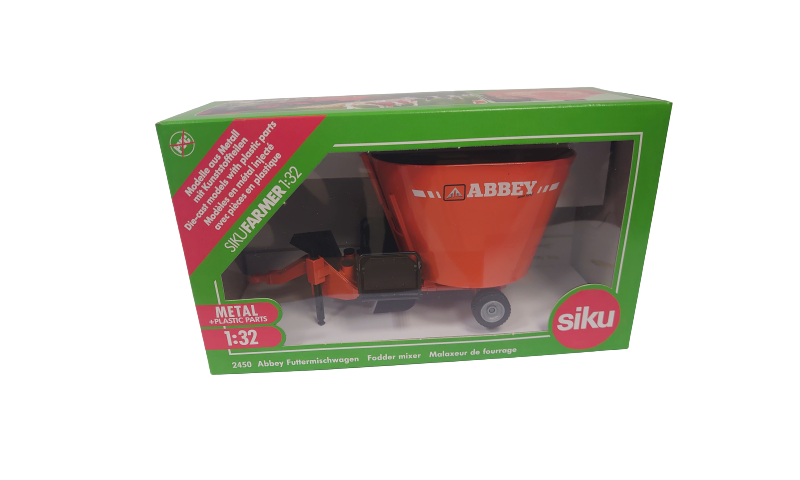 Siku 1:32 Model Abbey Diet Feeder